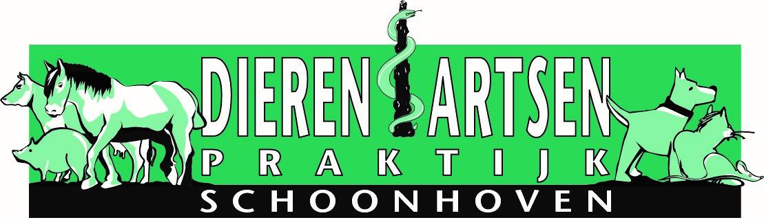 Dierenartsenpraktijk Schoonhoven logo